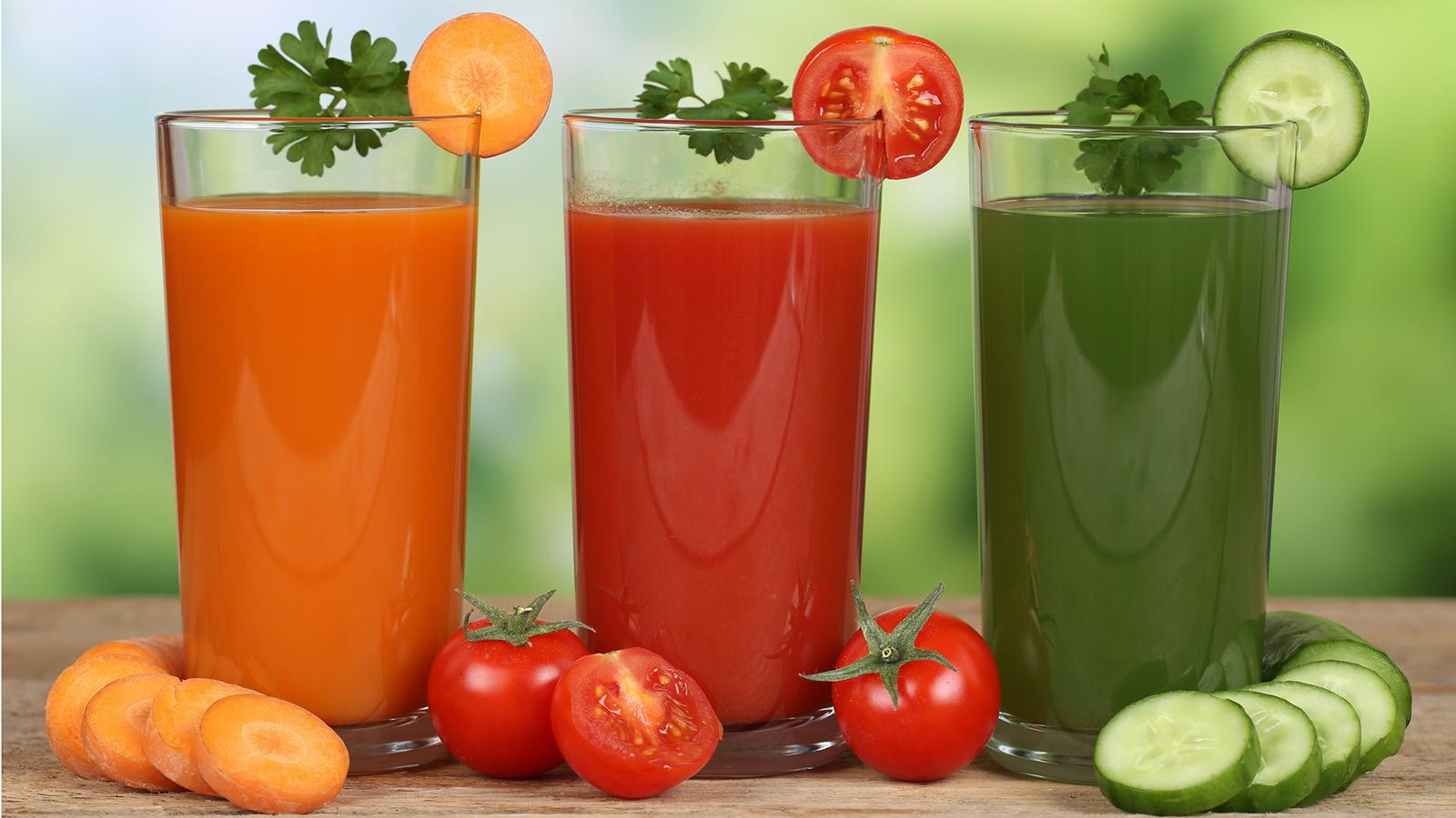 糖質が少ない野菜ジュースランキング!糖質制限中におすすめの野菜ジュースと飲み方は?