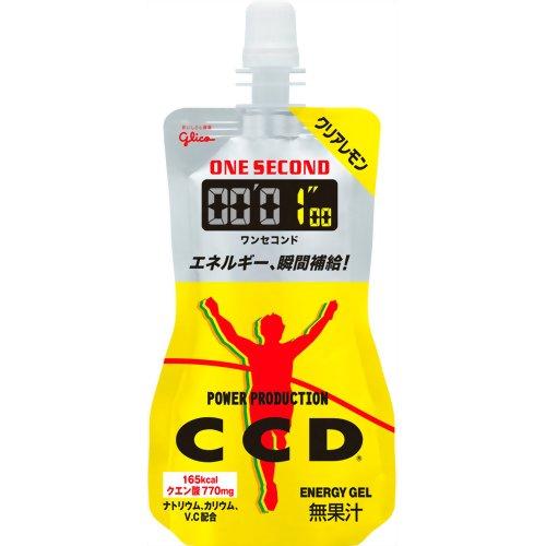 パワープロダクション ワンセコンドCCD クリアレモン 86g×6個