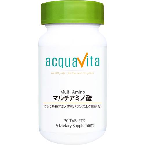 アクアヴィータ マルチアミノ酸 30粒