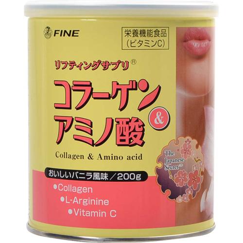 ファイン コラーゲン&アミノ酸 200g
