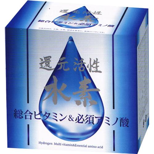還元活性水素 総合ビタミン&必須アミノ酸 1500mg×60包