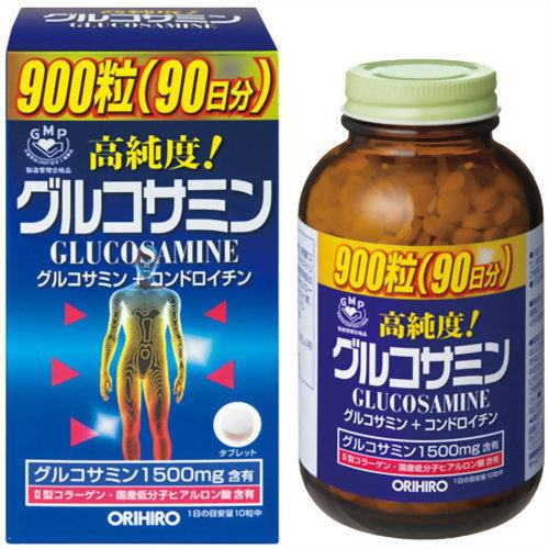 オリヒロ グルコサミン粒 900粒