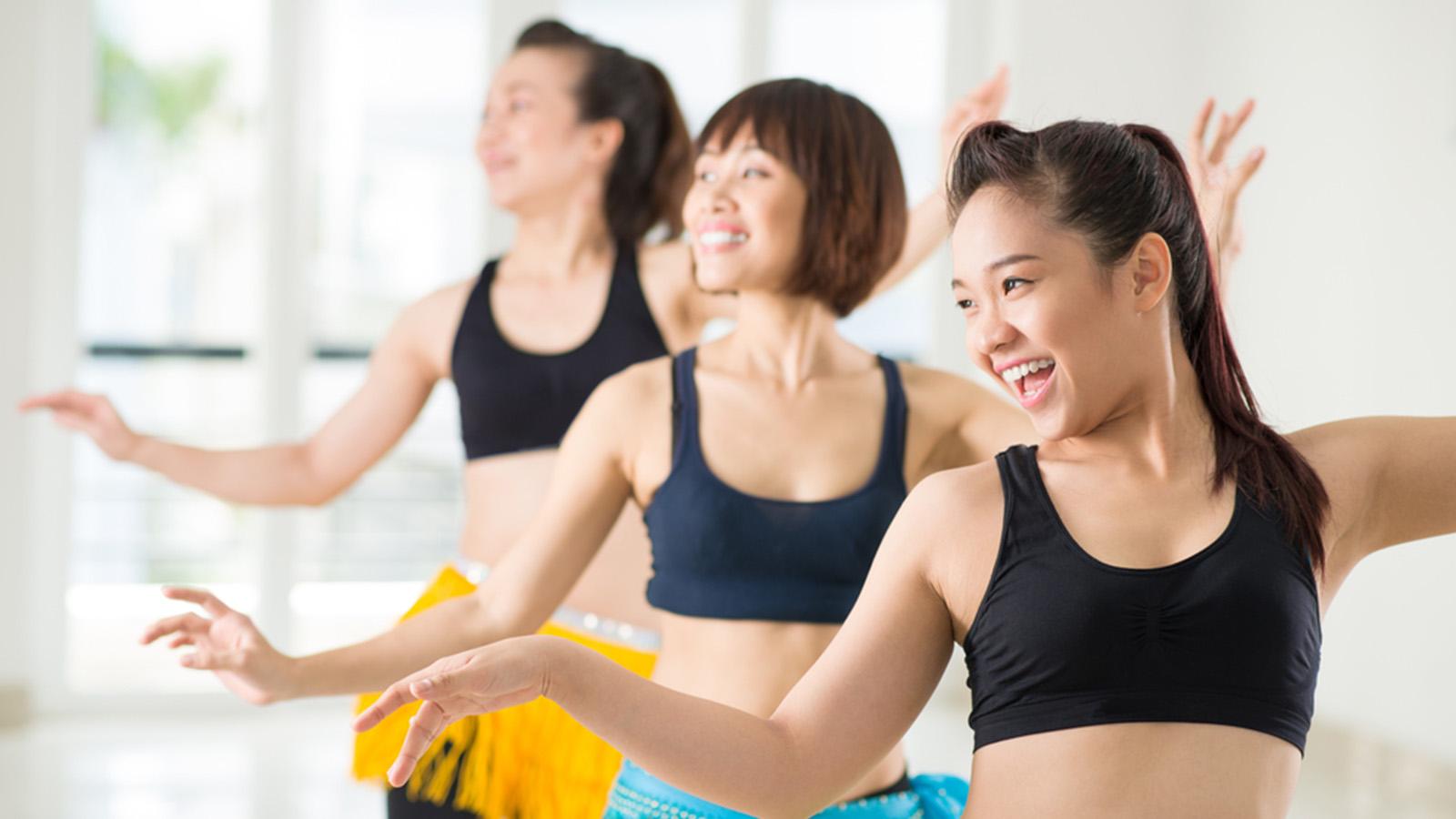 ベリーダンスダイエットでくびれ作り!女性らしいスタイルを効率よく手に入れる方法
