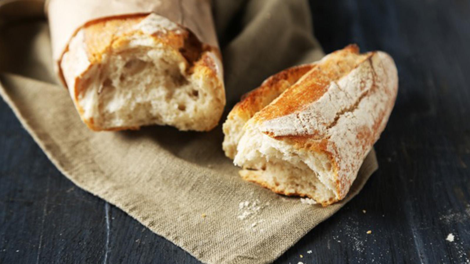 フランスパンはダイエット中でも食べられる!パン好き女子が楽しく痩せる方法