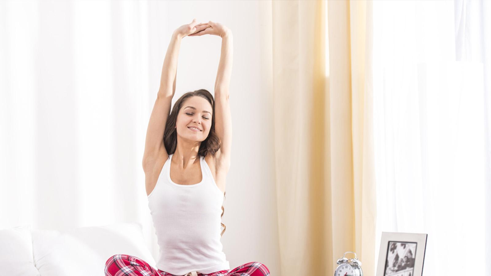 背伸びダイエットの驚くべき効果!正しい方法で憧れのくびれを手に入れる