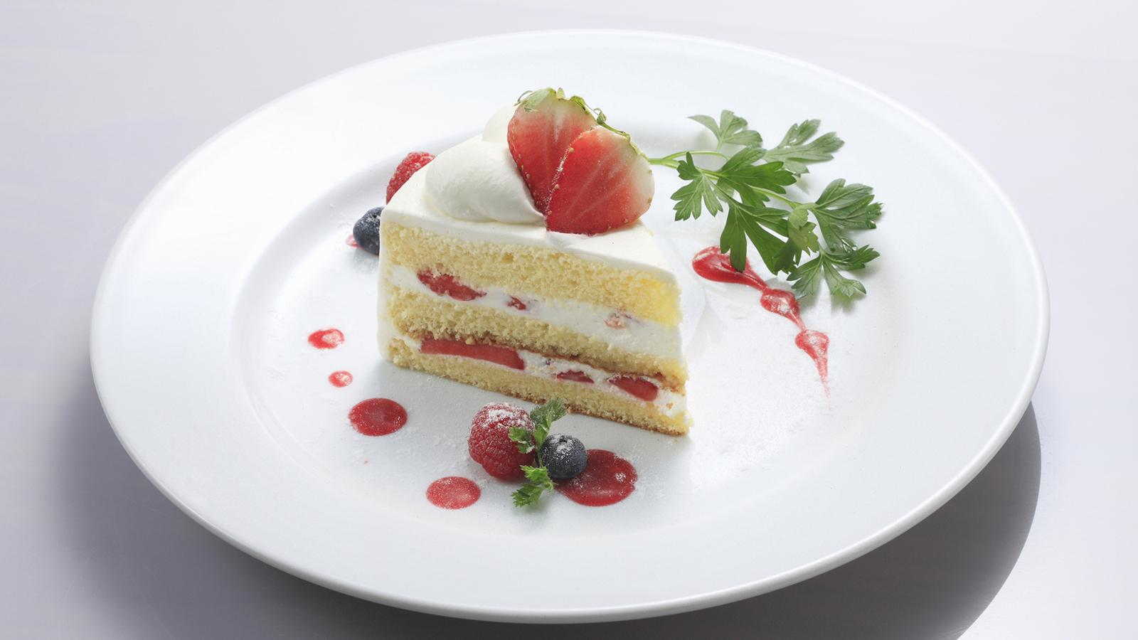 糖質制限中でもショートケーキが食べたい!その時にチェックしたいポイントを解説