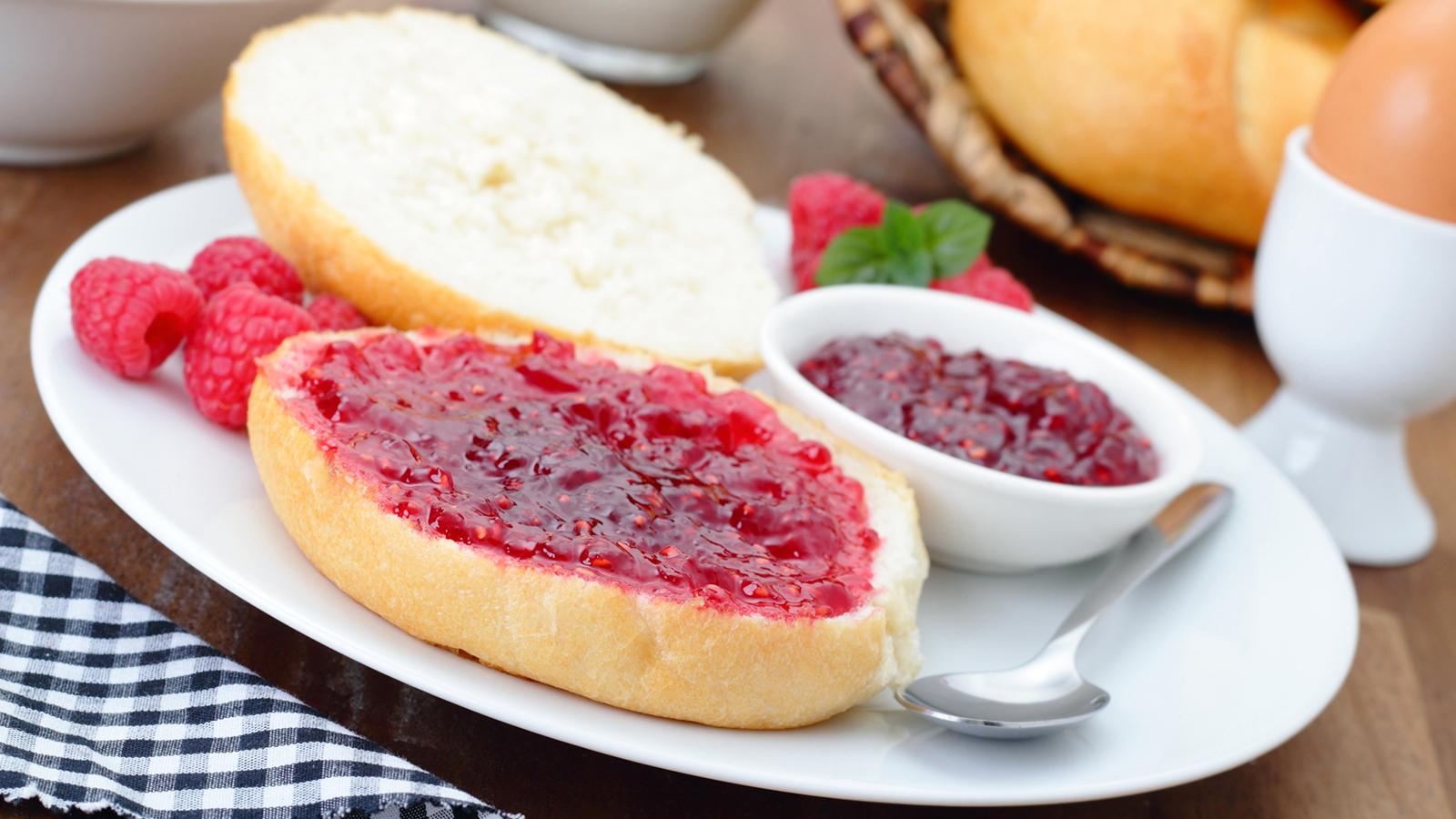 糖質制限にジャムパンはいいの?工夫次第で食べることができるかも!